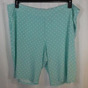 Alfani Bermuda Pajama Shorts